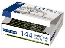Potlood - staedtler noris - hb - eco - set van 144