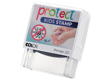 Protect kids stamp (handenwas stempel)