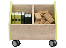 Boeken - trolley - educasa - mini