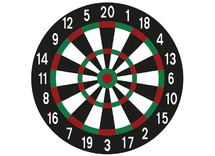 Decomark darts xxl