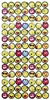 Stickers - grappige smileys -ass/24