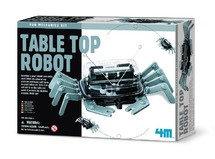 4m - fun mechanics kit - tafelblad robot