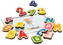 Interactief leren - marbotic - smart pack letters + numbers