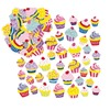 Foam - stickers - cupcakes - ass/120