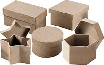 Karton - assortiment dozen - set/10