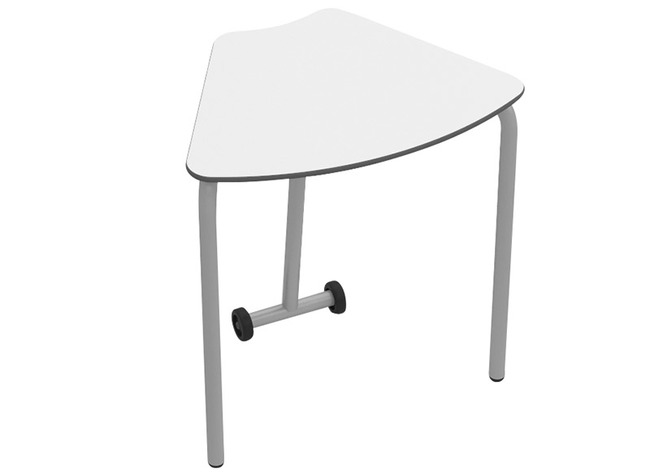 Table Individuelle Mobile, Hexa