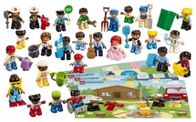 Lego® education - duplo - wereldmensen
