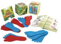 Spel - zoek big foot