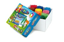 Stift - kleurstift - carioca - superwashable - joy - klasverpakking -ass/288