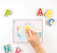 Interactief leren - marbotic - smart letters.