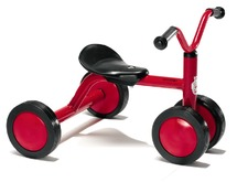 Winther - mini viking - loopfiets - wielen 4 - mono
