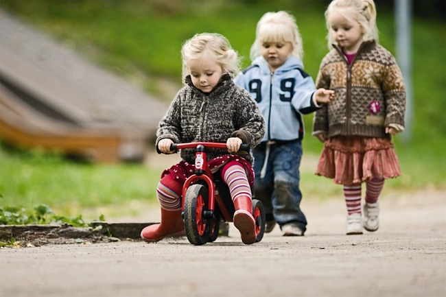 Winther - Mini Viking - Loopfiets - Eerste