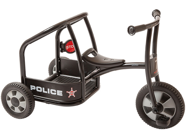Winther - Thématiques - Tricycles Police