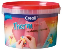 Boetseer - creall-therm - junior - 2kg - ass/5kl